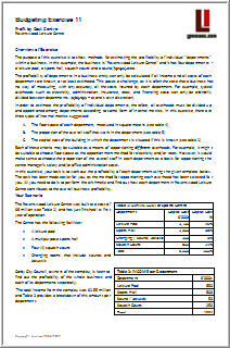 student budgeting worksheets
